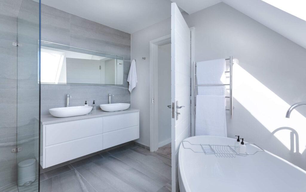 генеральне прибирання ванної кімнати