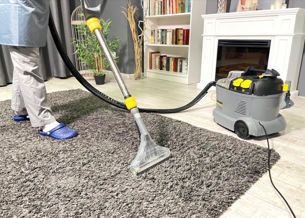 чистка ковров киев