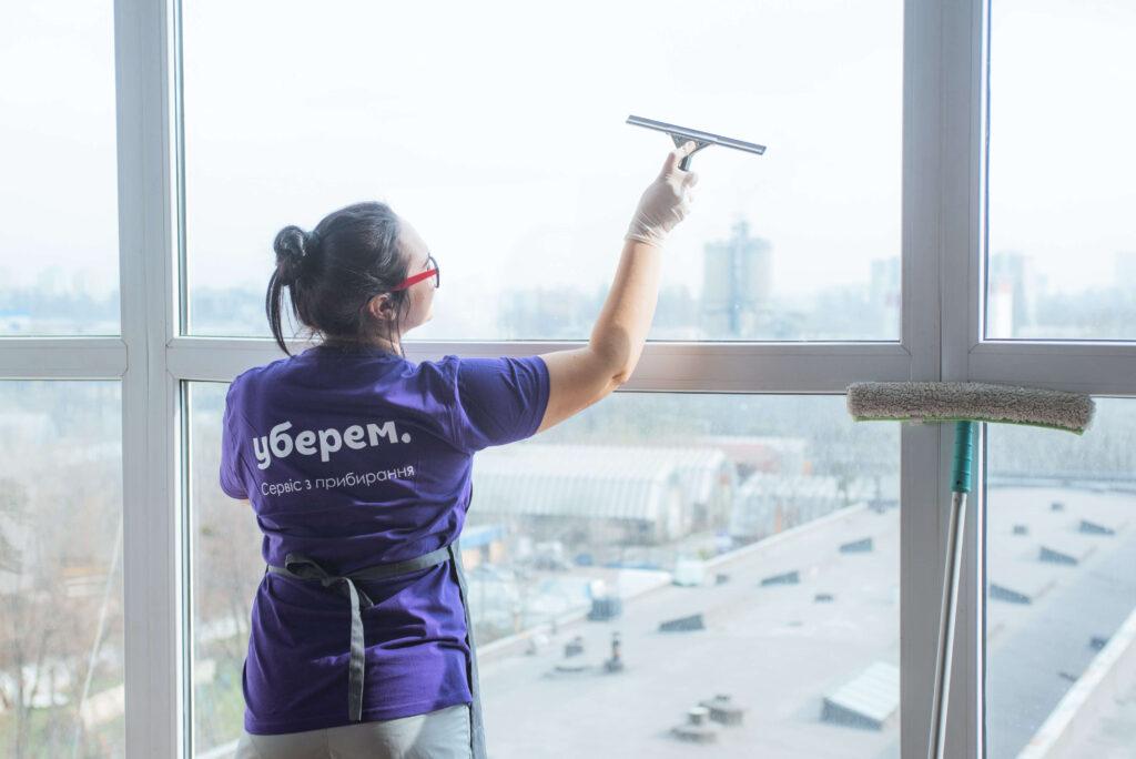 помыть окна в днепре
